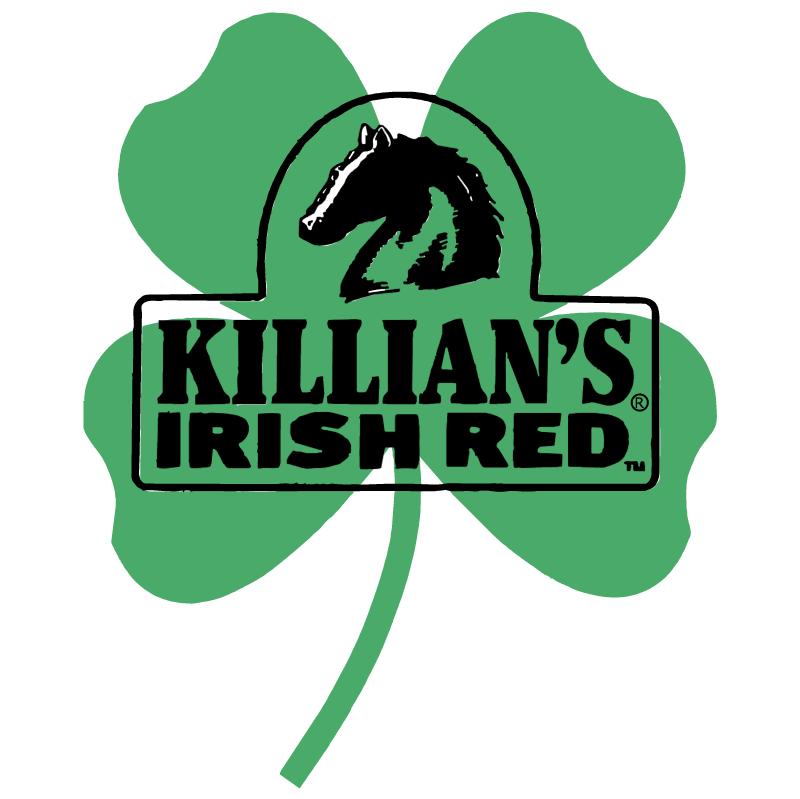 Killian's Irish Red vector logo