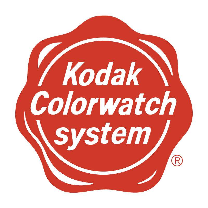 Kodak Colorwatch System vector