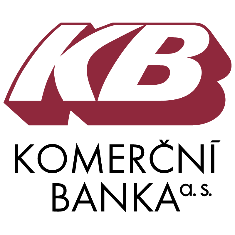 Komercni Banka vector