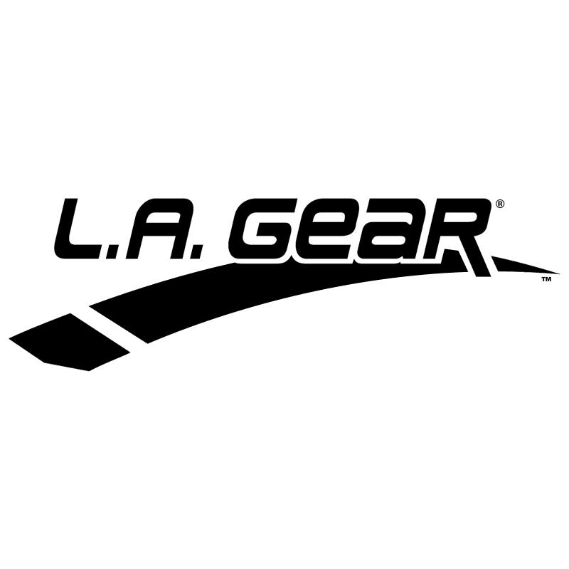 LA Gear vector