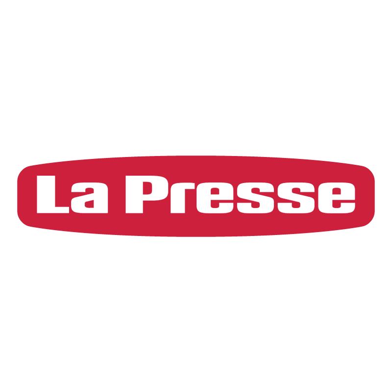 La Presse vector logo