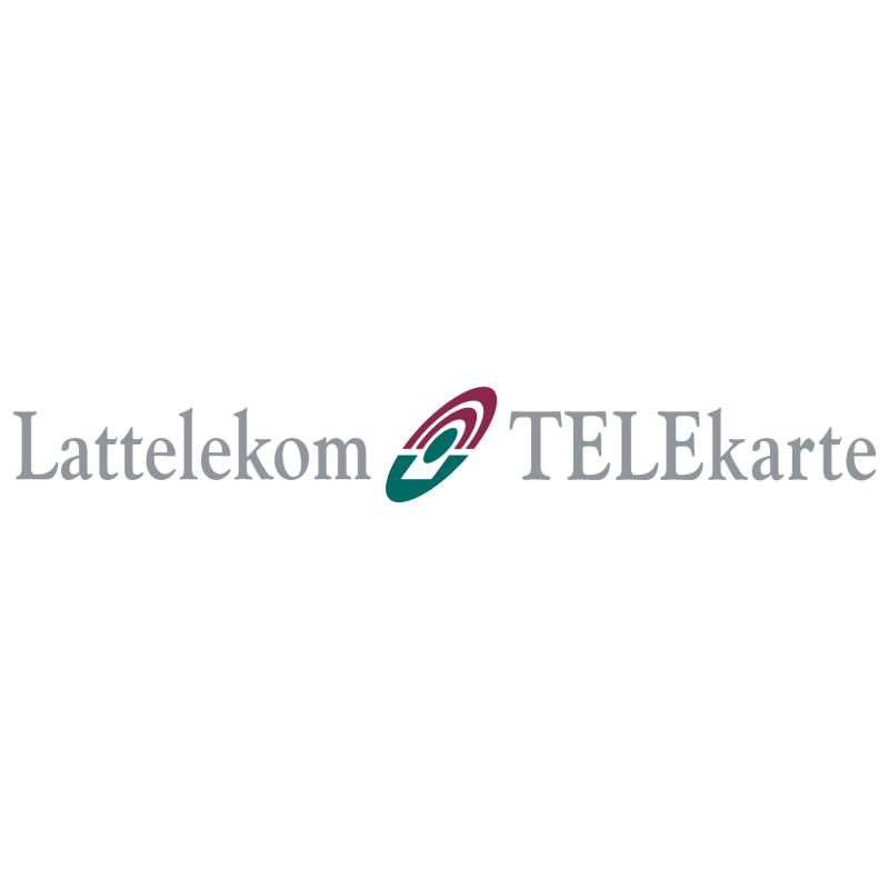 Lattelekom vector logo