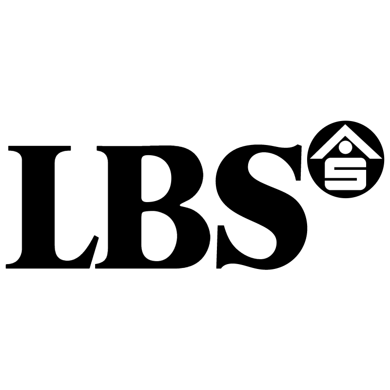 LBS vector logo