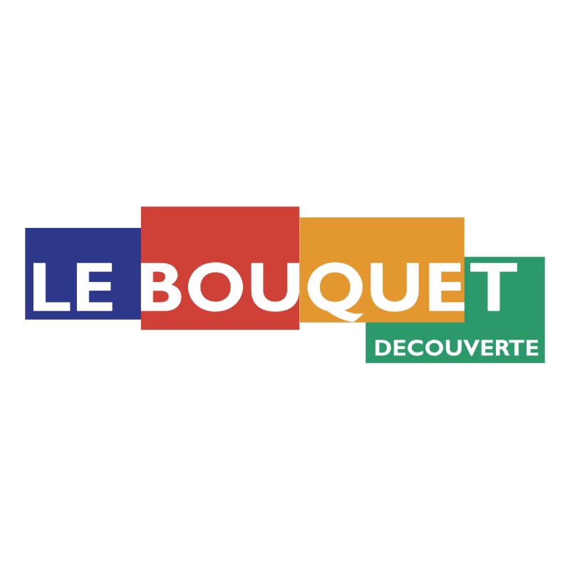 Le Bouquet Decouverte vector