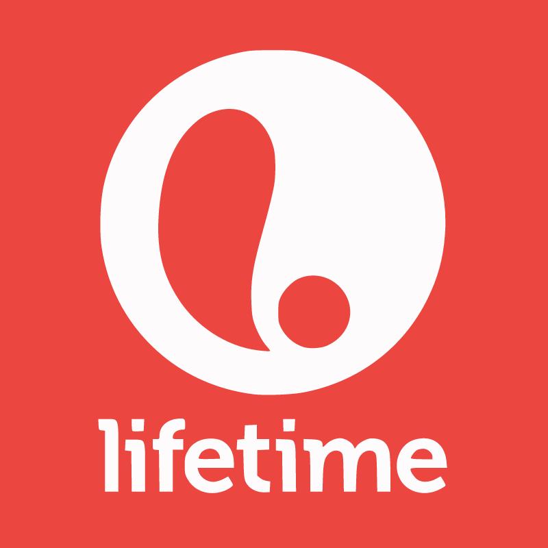 Lifetime vector logo