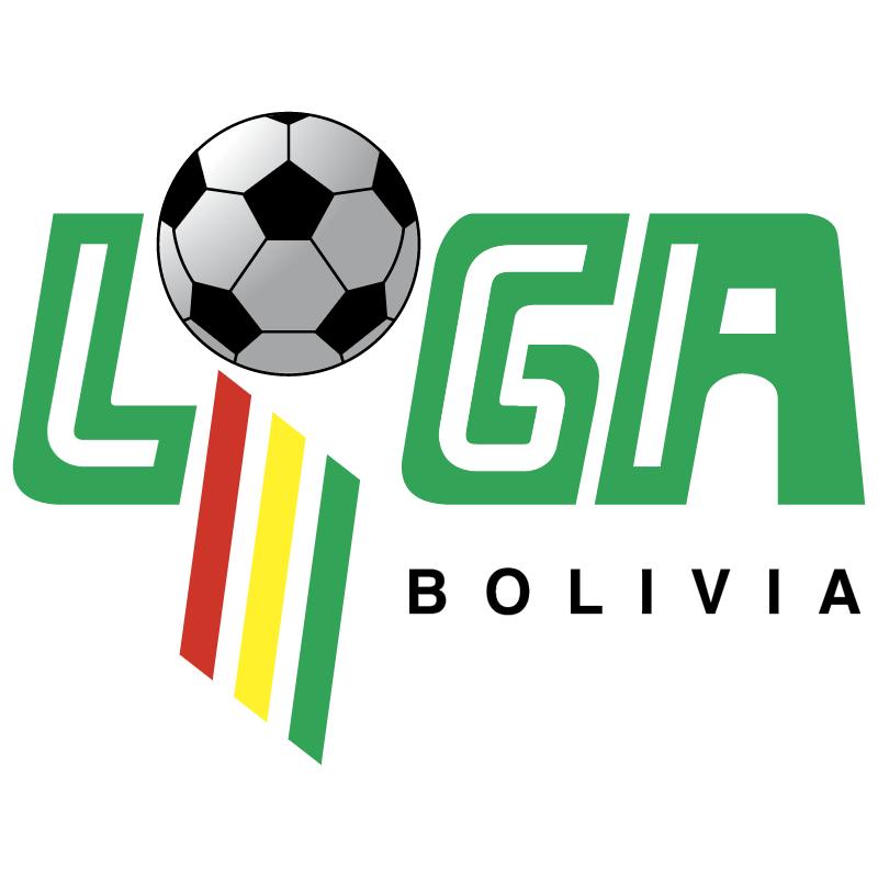Liga Bolivia vector