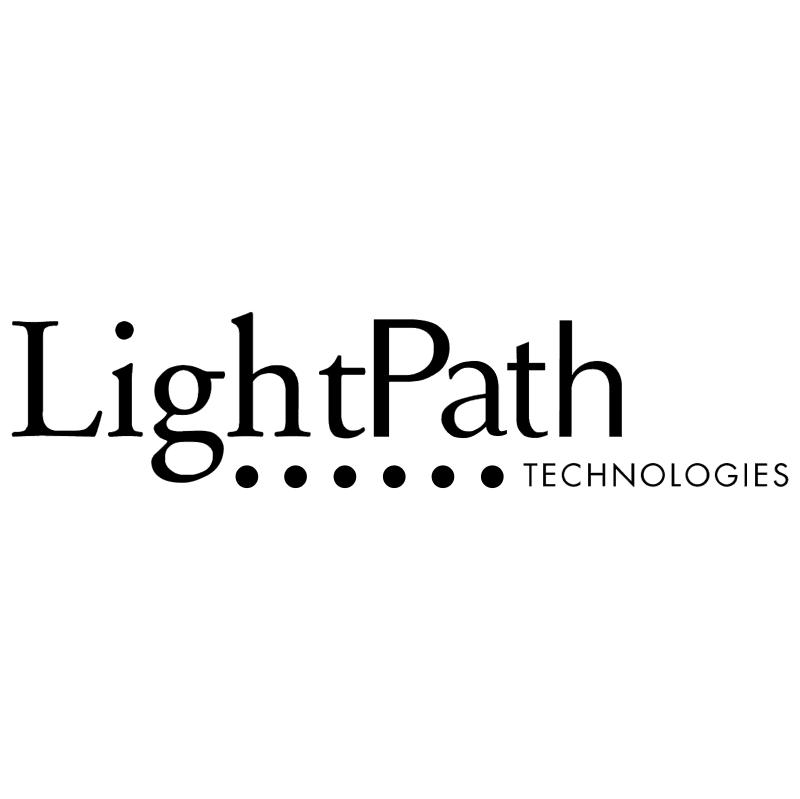 LightPath vector logo