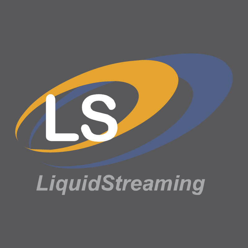 Liquid Streaming vector