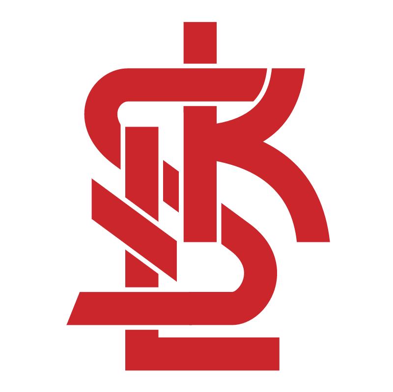 LKS Lodz vector logo