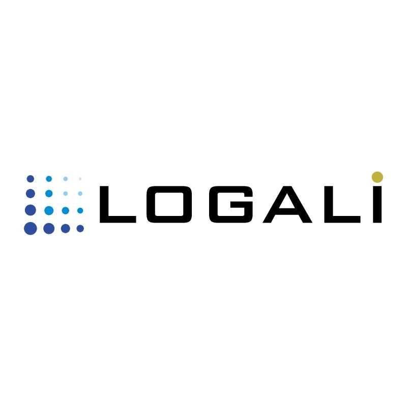 Logali vector logo