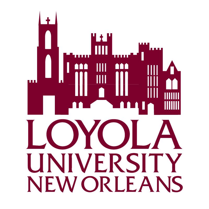 Loyola University New Orleans vector