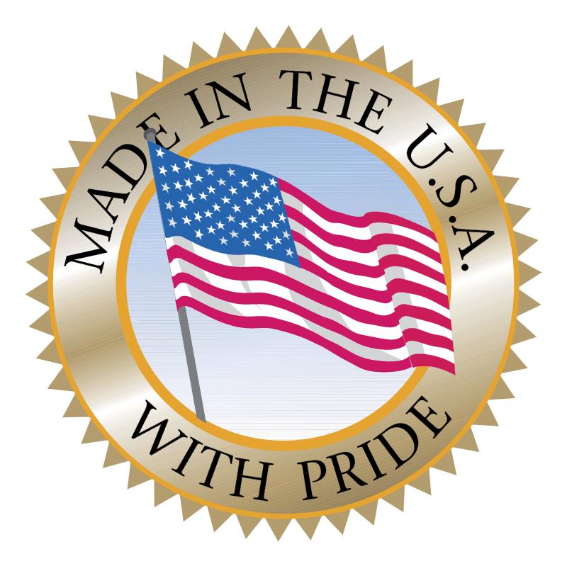 Made In USA vector logo