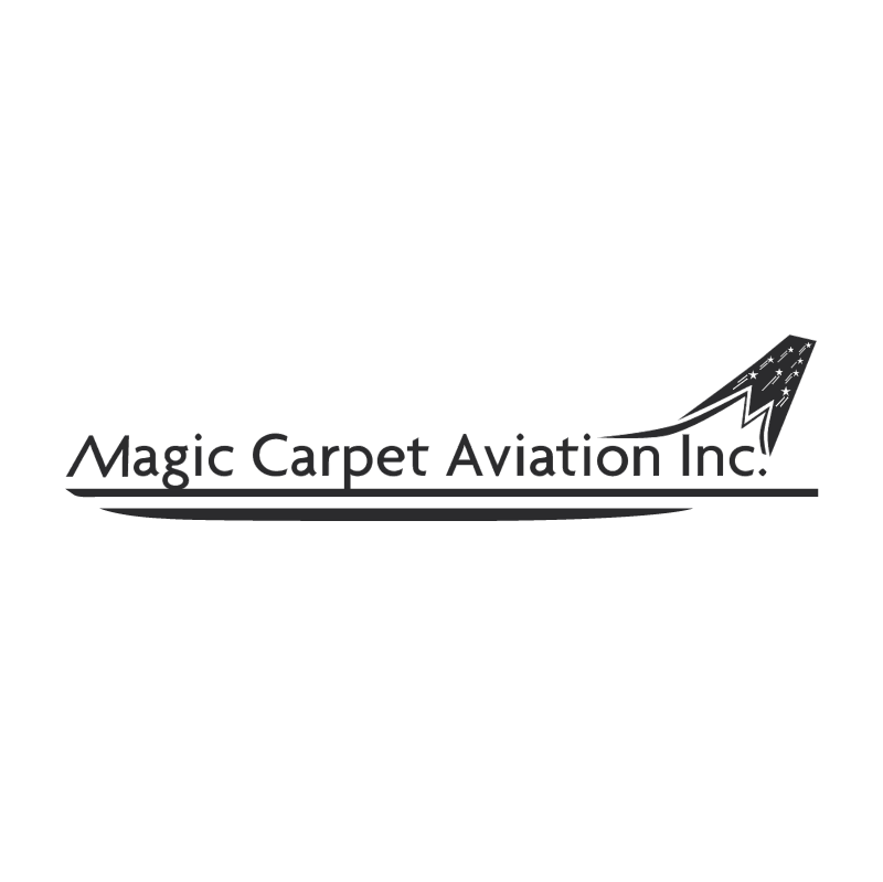 Magic Carpet Aviation vector