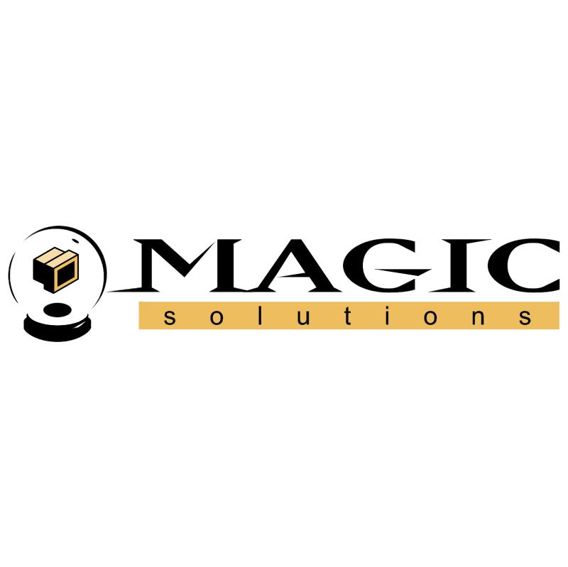 Magic Solutions vector
