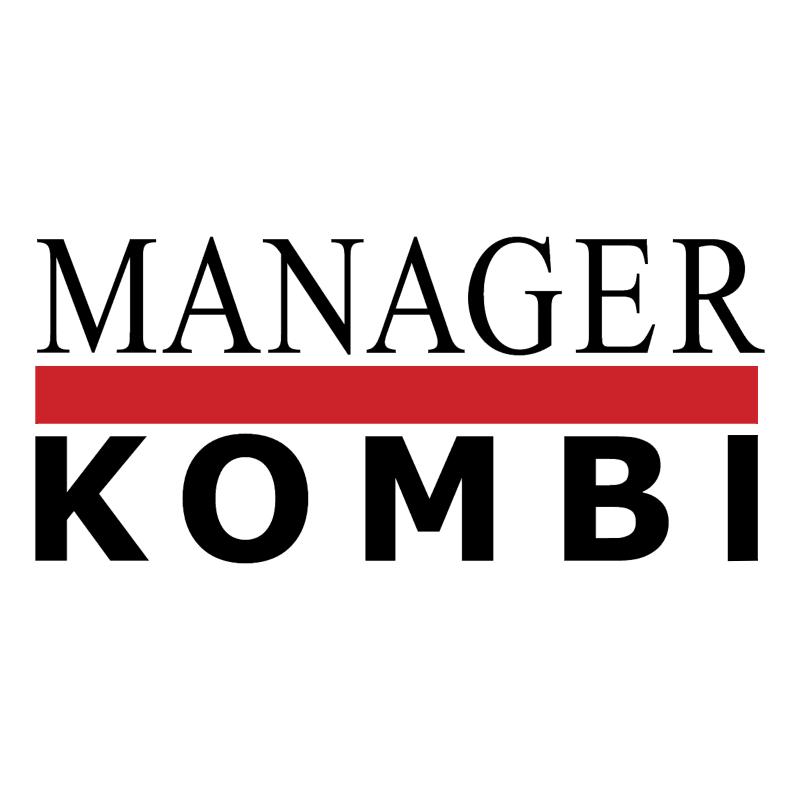 Manager Kombi vector