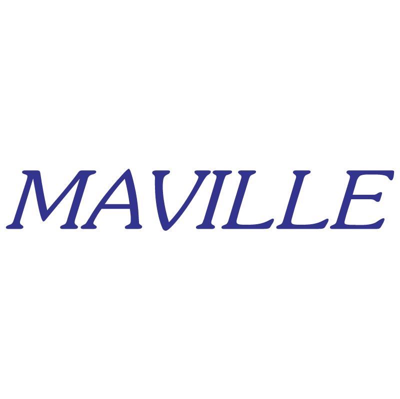 Maville vector logo