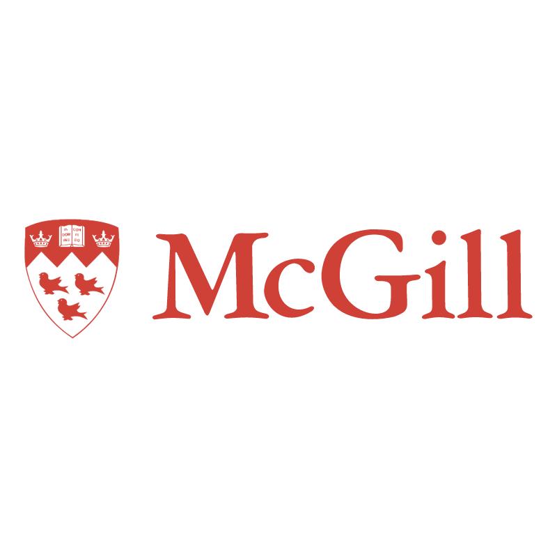 McGill University vector