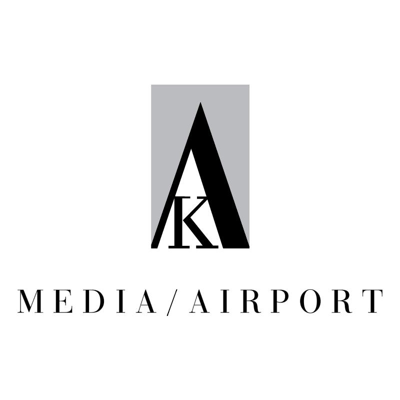 Media Airport vector