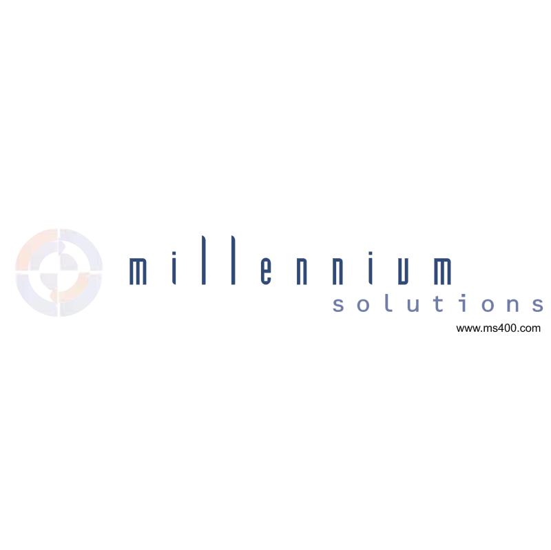 Millenium Solutions vector