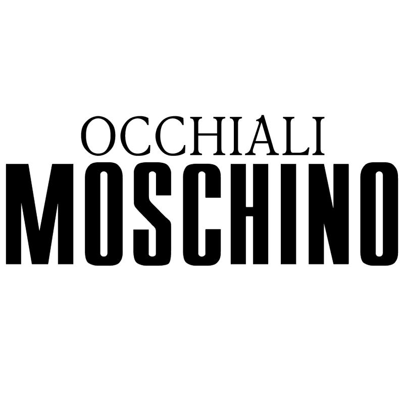 Moschino Occhiali vector