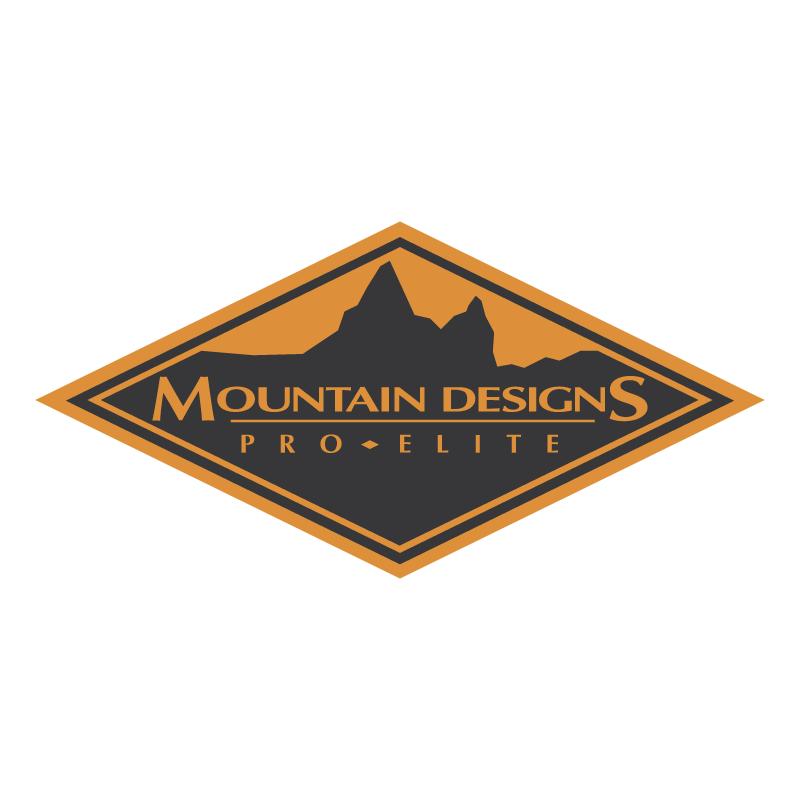 Mountain Designs vector