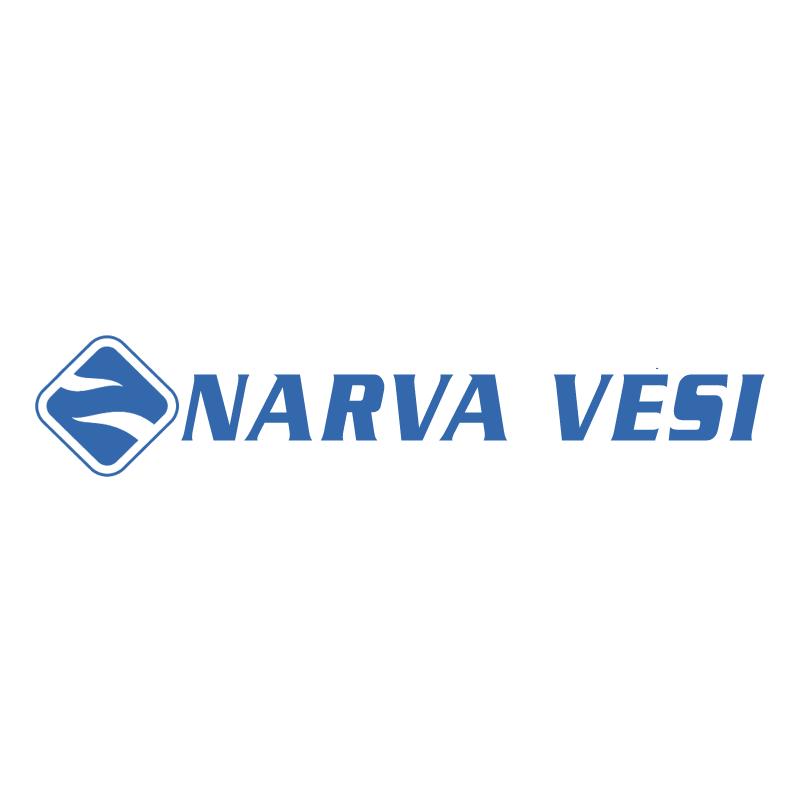 Narva Vesi vector