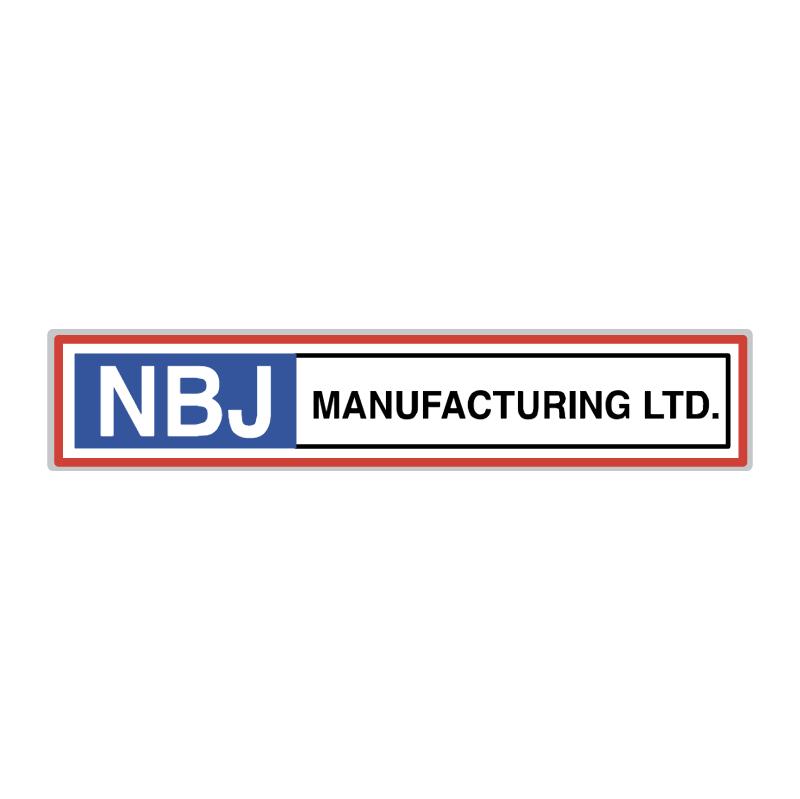 NBJ Manufacturing vector