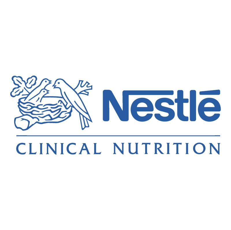 Nestle Clinical Nutrition vector
