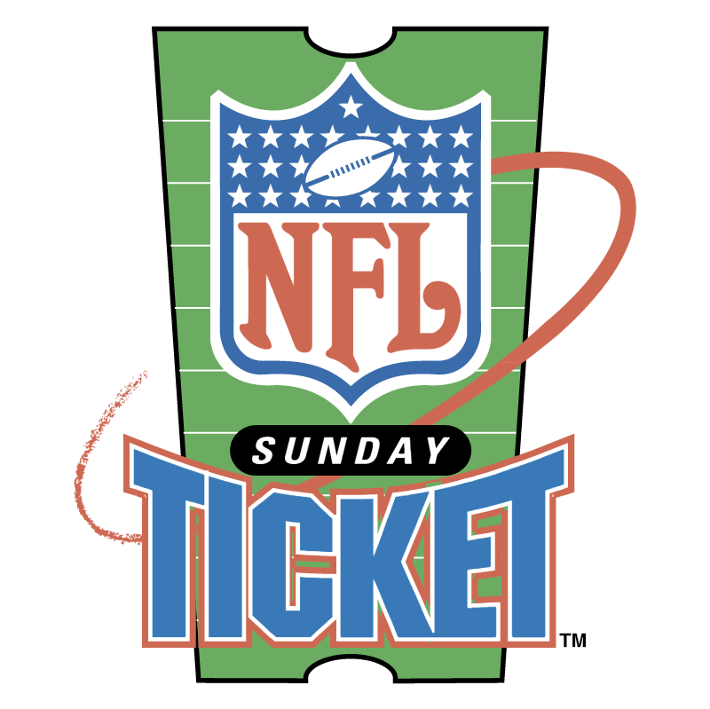 NFL Sunday Ticket vector