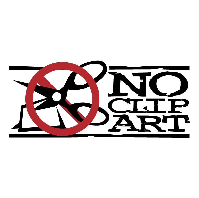 No Clip Art vector