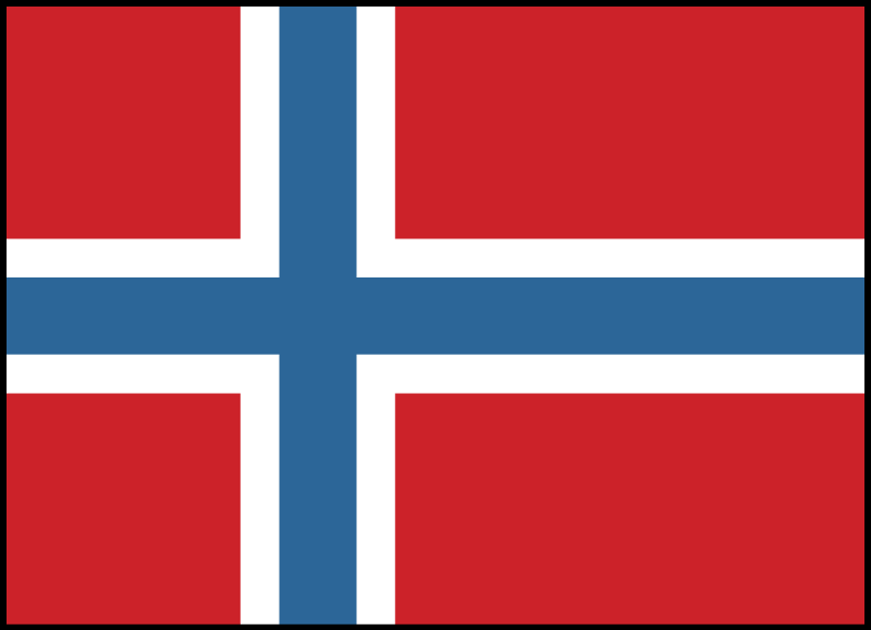 norwayc vector