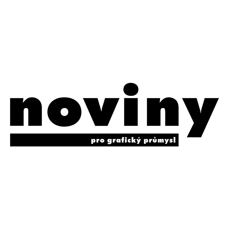 Noviny vector logo