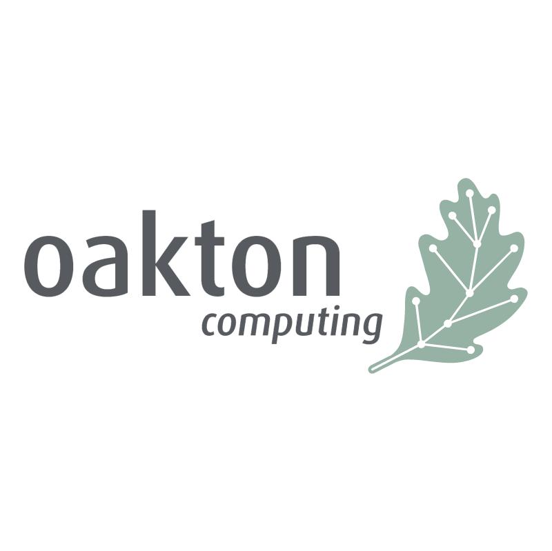 Oakton Computing vector logo