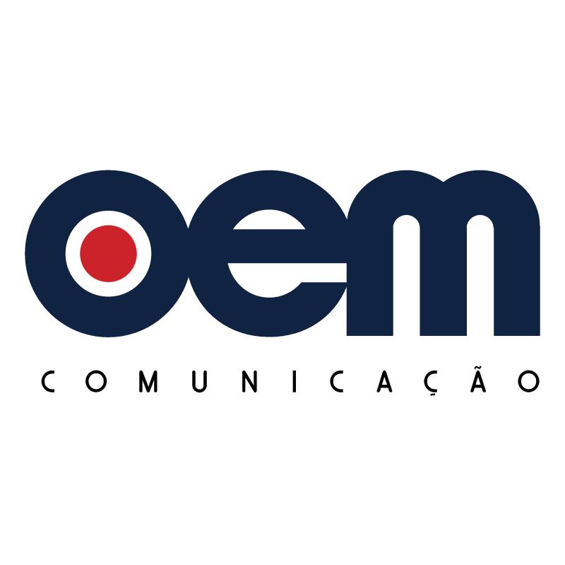 OEM Comunicacao vector logo