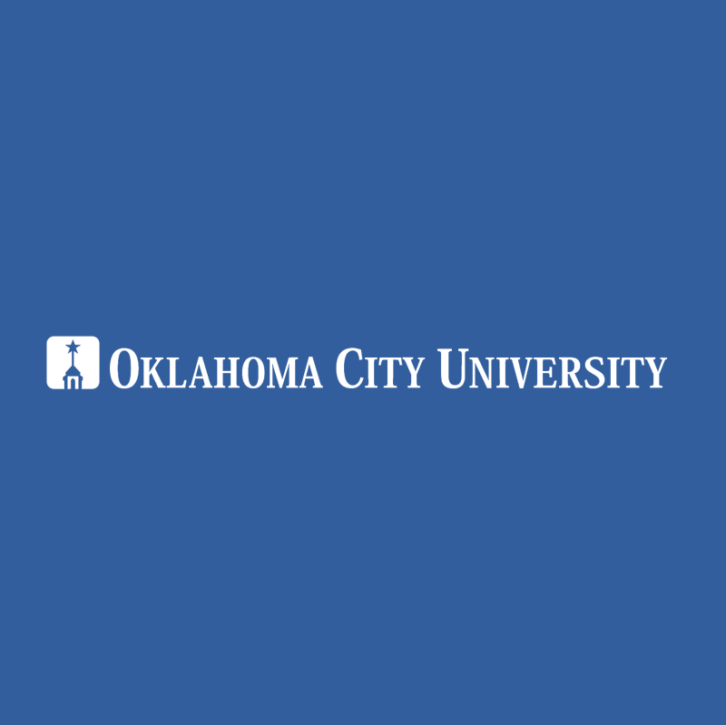 Oklahoma City University vector