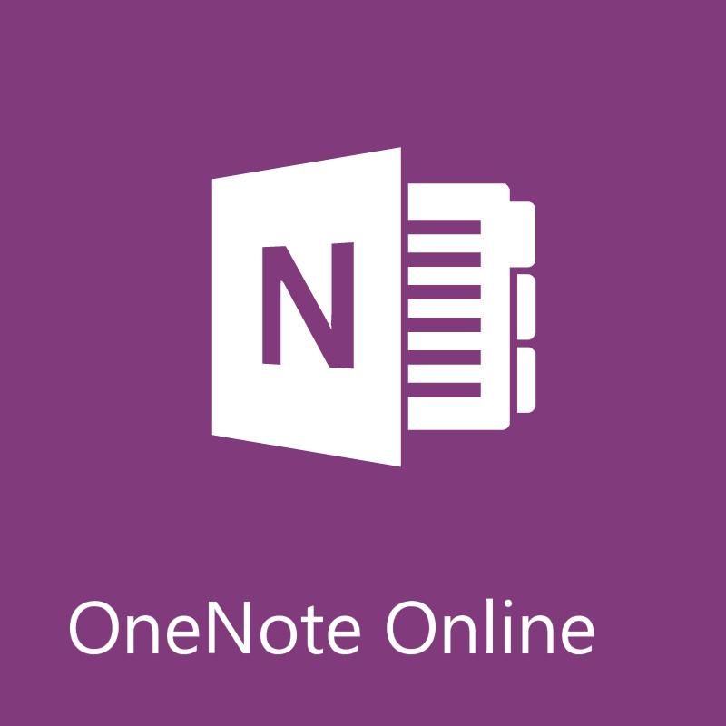 OneNote online vector