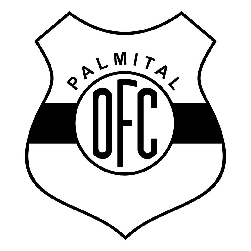 Operario Futebol Clube de Palmital SP vector logo