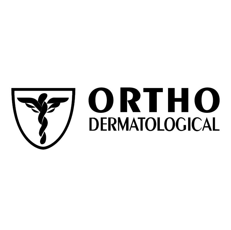 Ortho Dermatological vector