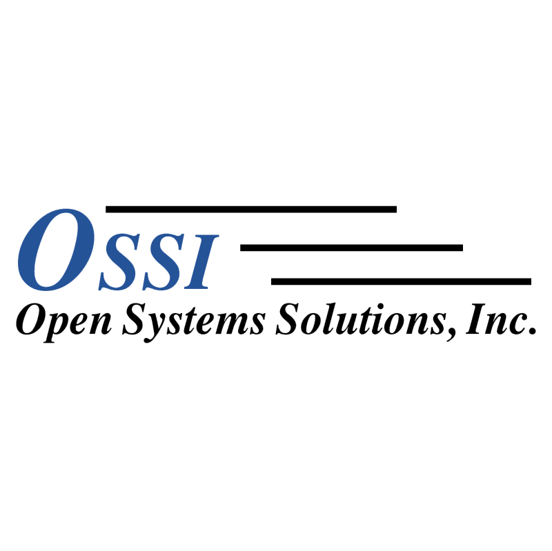 OSSI vector logo