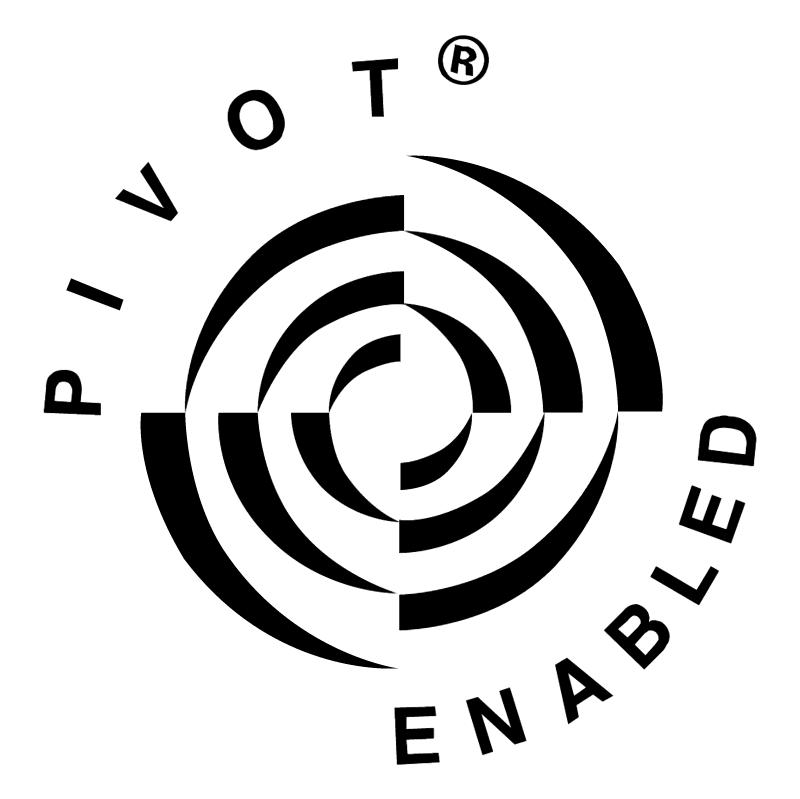 Pivot Enabled vector logo