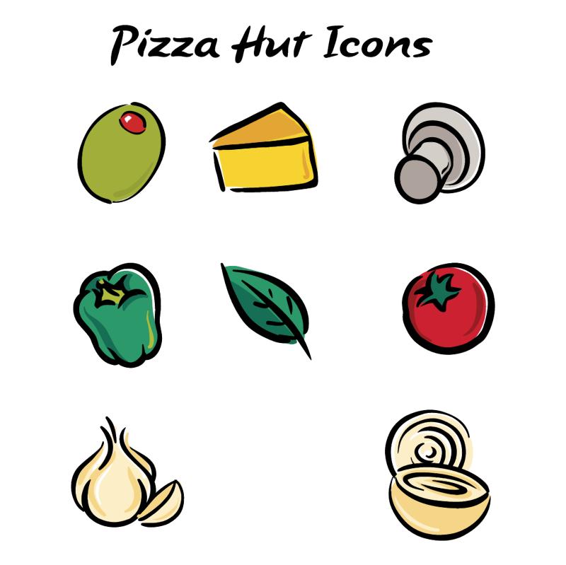 Pizza Hut vector