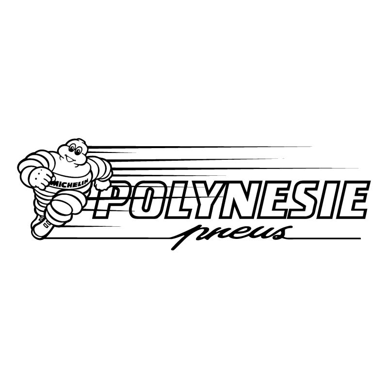 Polynesie pneus vector