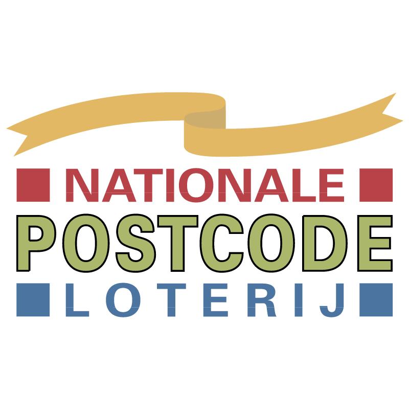 Postcode Loterij vector