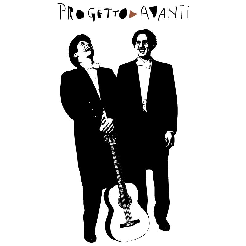 Progetto Avanti vector logo