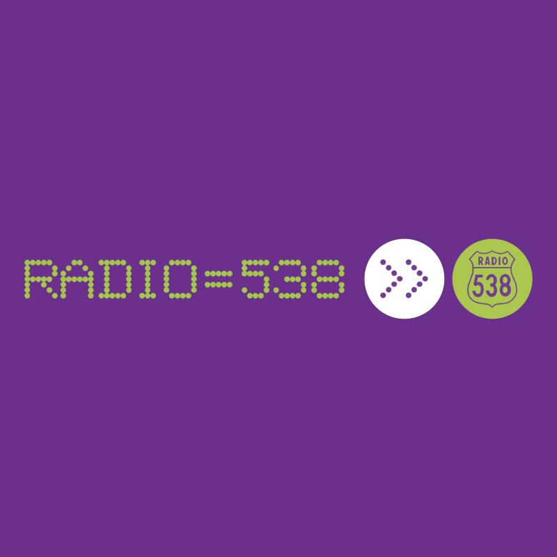 Radio 538 vector