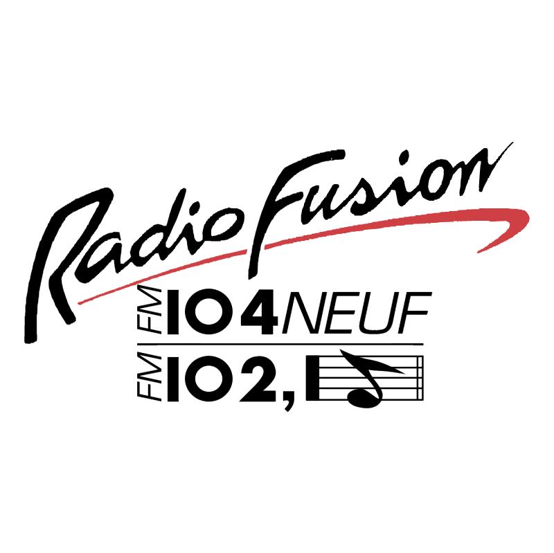 Radio Fusion vector
