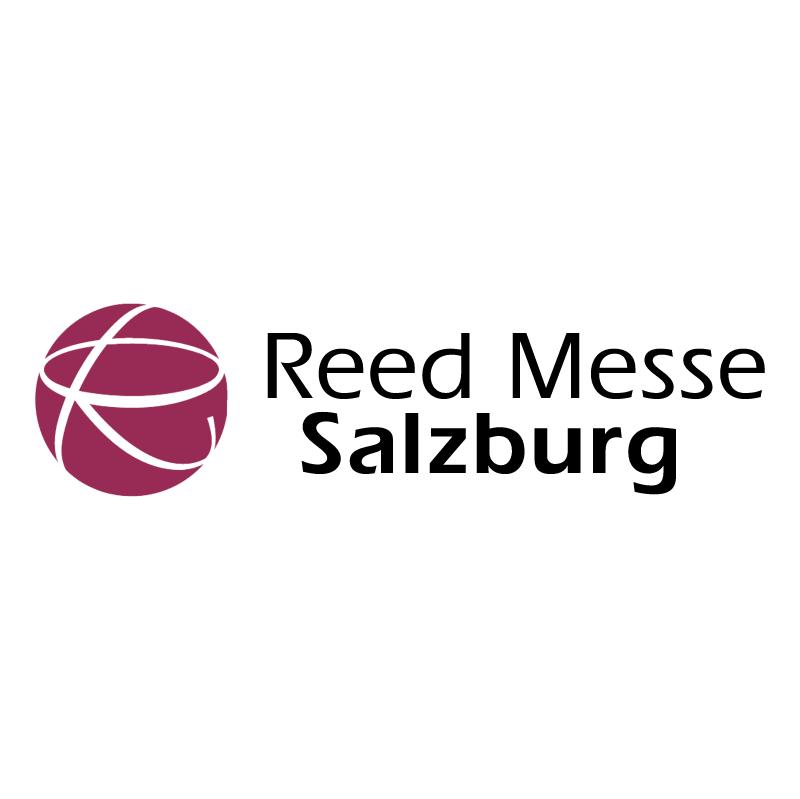 Reed Messe Salzburg vector