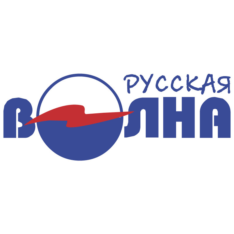 Russkaya Volna Radio vector