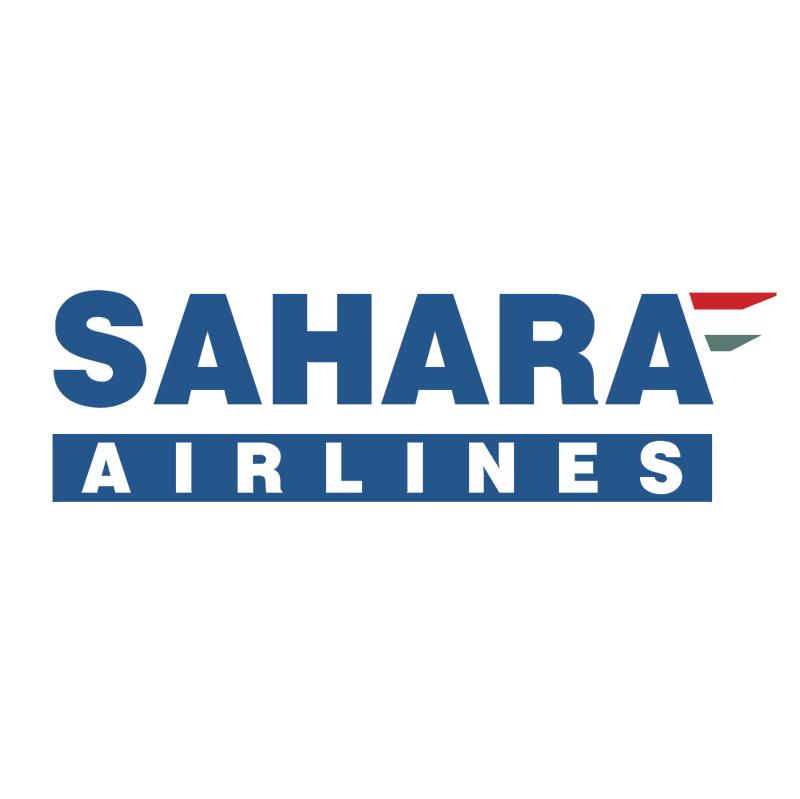 Sahara Airlines vector logo