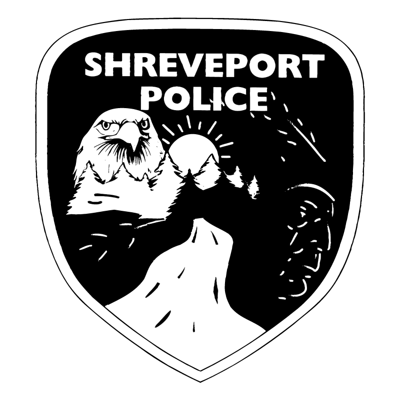 Shreveport Police vector